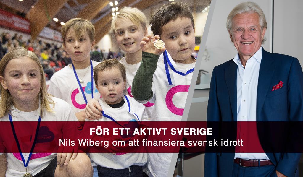För ett aktivt Sverige