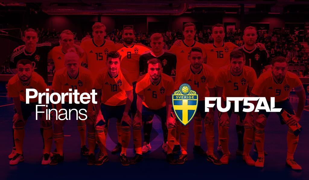 Prioritet Finans och Futsal