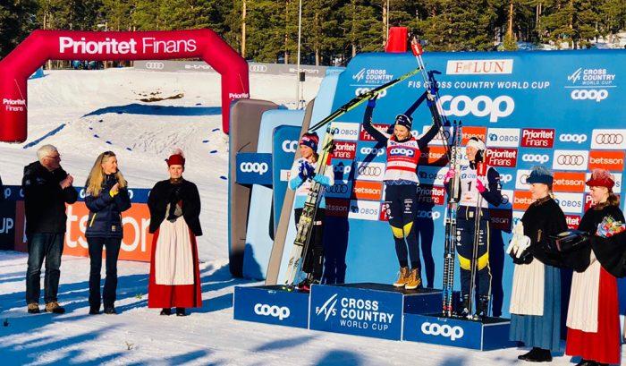 Skidspelen i Falun 2019, Prioritet Finans.