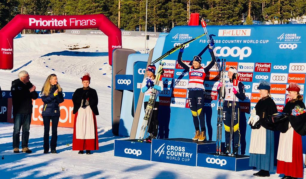 Svenska skidspelen i Falun