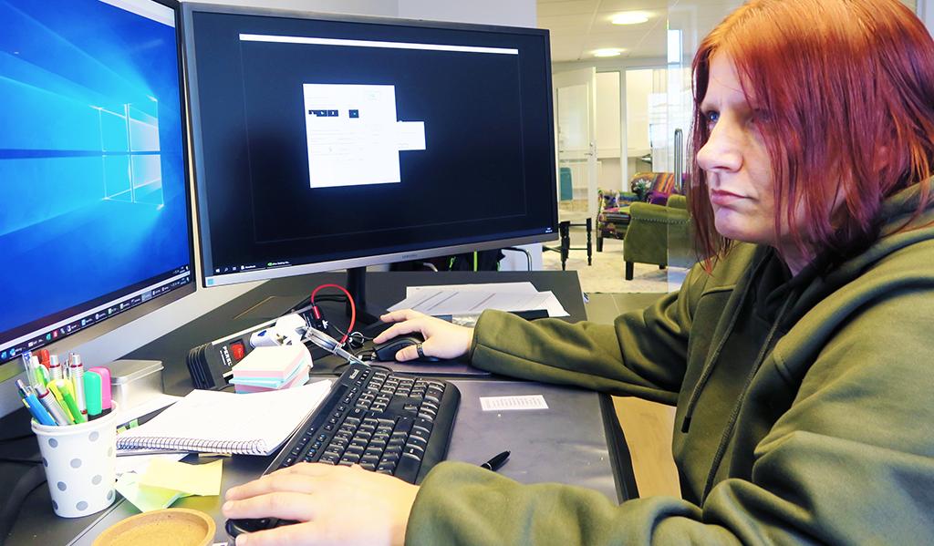 IT-Admin Anna