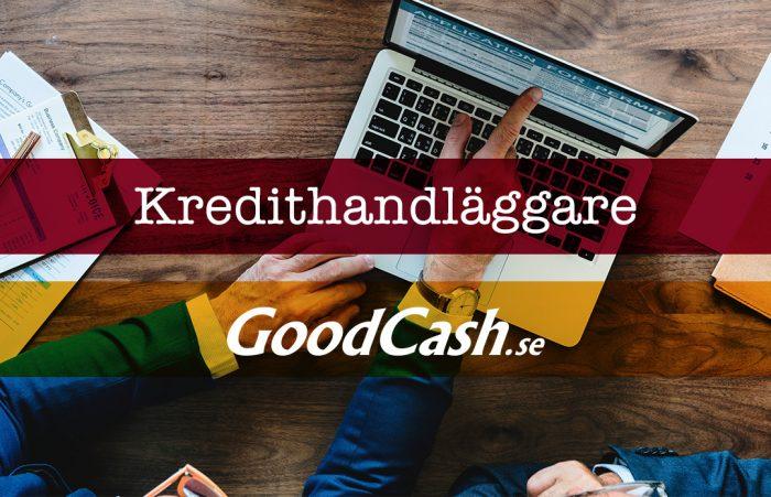 Kredithandläggare Goodcash.se